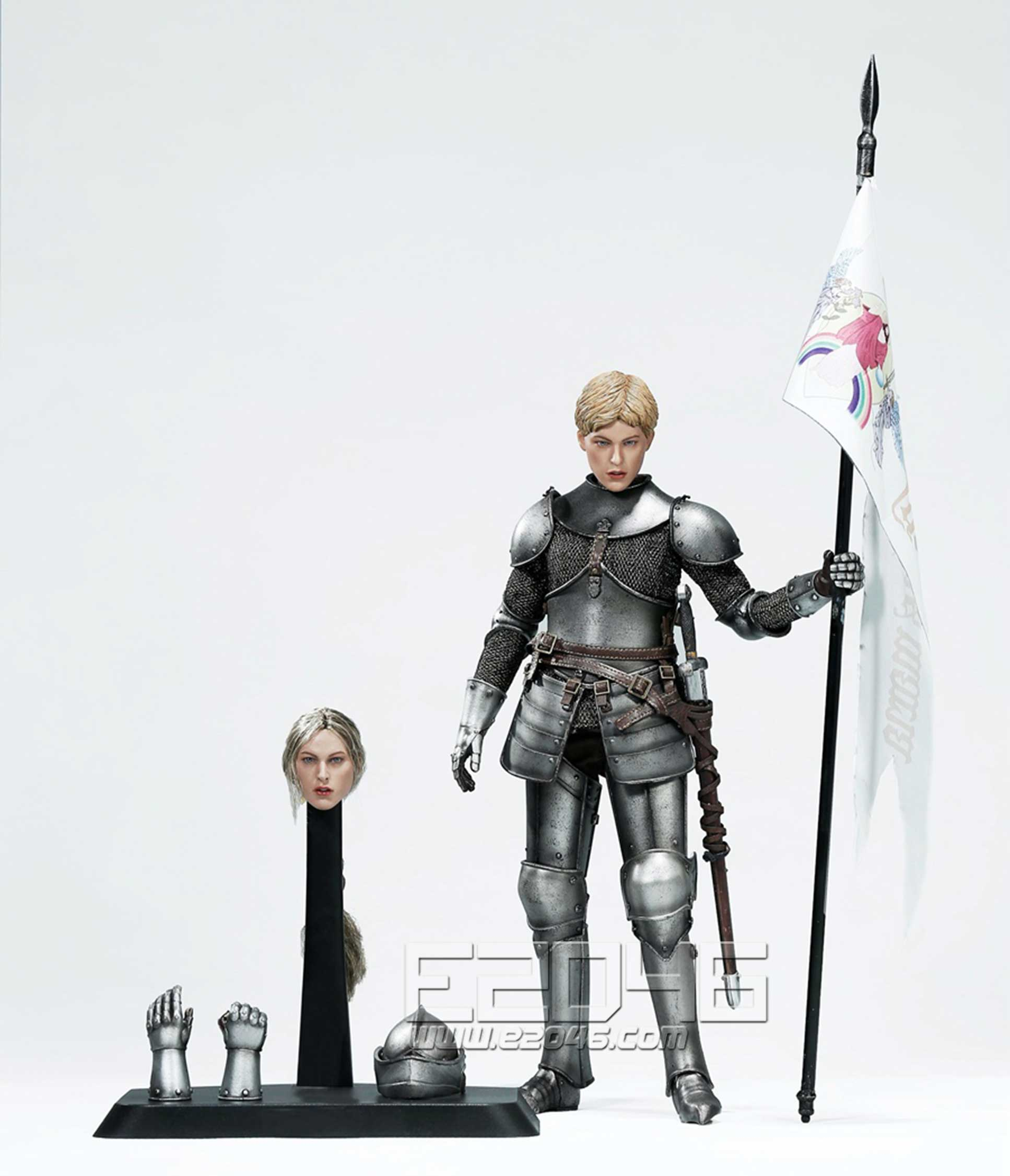 Saint Knight Charge Version A (DOLL)