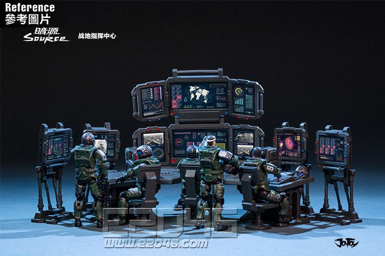 战地指挥中心 (人偶)