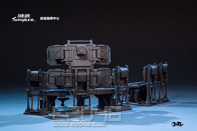 戰地指揮中心 (人偶)