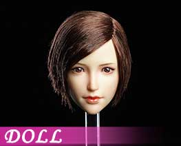 DL1745 1/6 Female head B (DOLL)