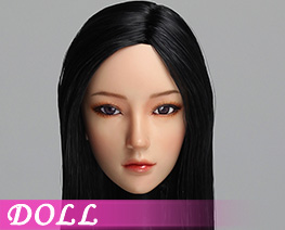 DL1492 1/6 Movable eye female head A (DOLL)