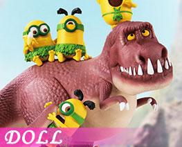 DL3588  Minions Dinosaur (DOLL)