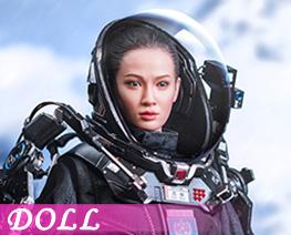 DL4749 1/6 Wandering Earth Rescue Team Medical Soldier Zhou Qian (DOLL)