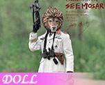 DL0750 1/6 Animal Corps lion desert sand (Doll)