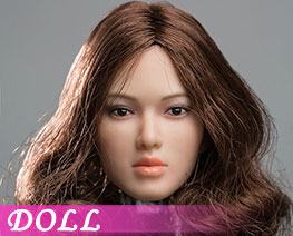 DL3548 1/6 AsianFemale Head C (DOLL)