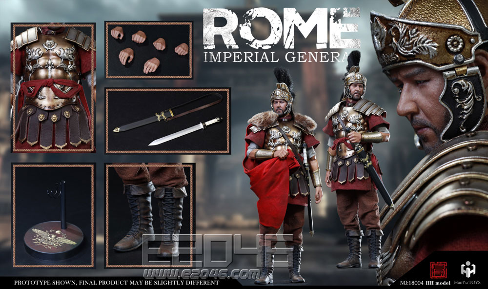 Imperial General Single Version (DOLL)
