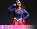 DL0772 1/6 Super Girl (Doll)