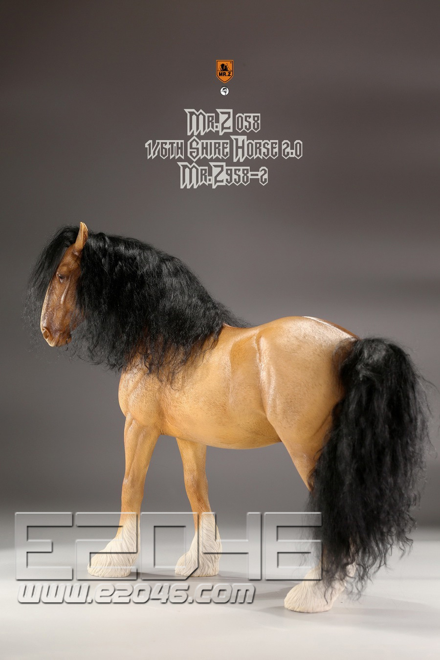 Shire Horse 2.0 B (DOLL)