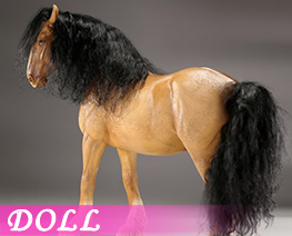 DL4638 1/6 Shire Horse 2.0 B (DOLL)