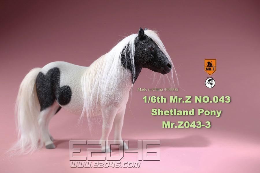 Shetland Pony C (DOLL)