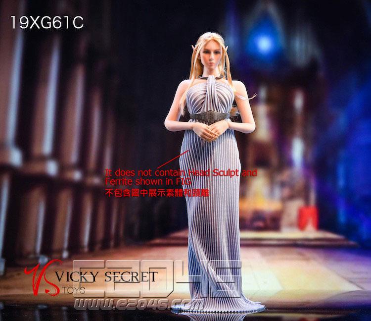 Elf Full Dress C (DOLL)