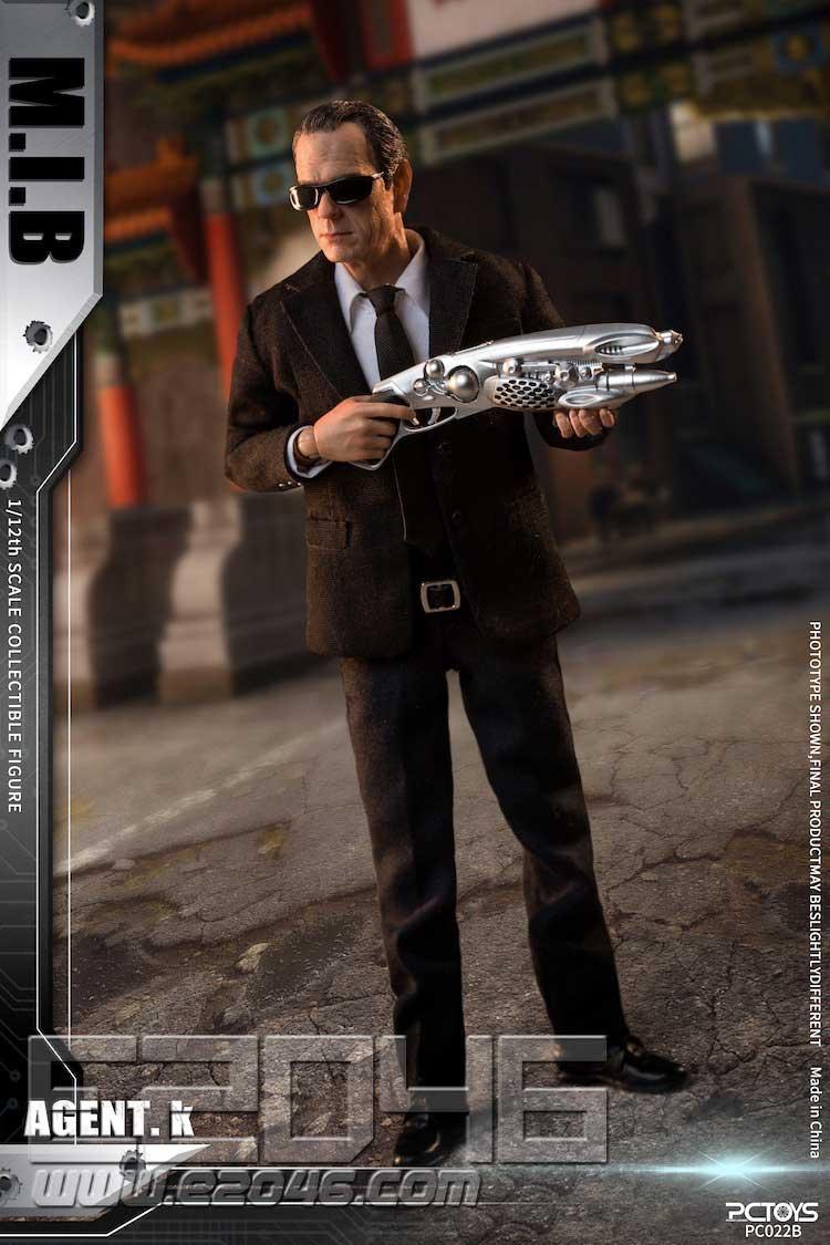 Man in Black Agent K (DOLL)