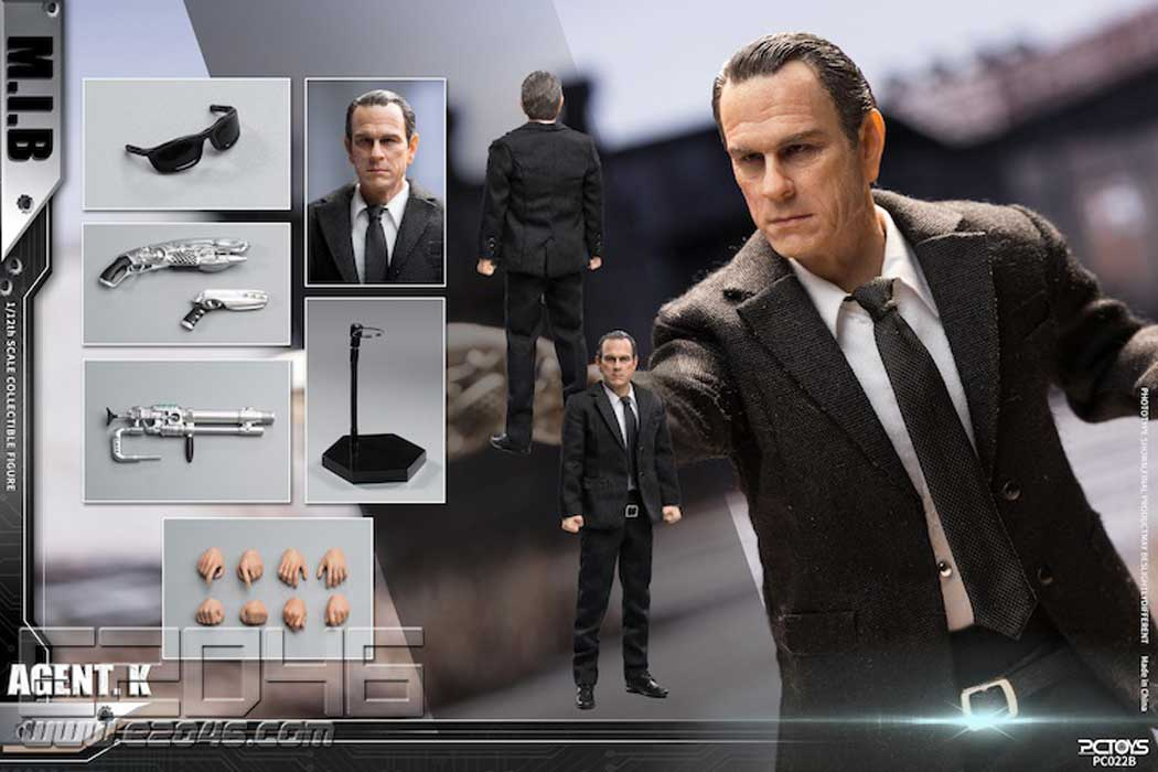 Man in Black Agent K (DOLL)