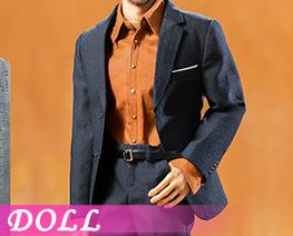 DL3978 1/6 Gentleman Narrow Shoulder Suit A (DOLL)