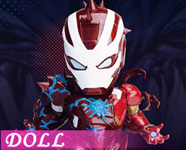 DL3238  Venomized Iron Man (DOLL)