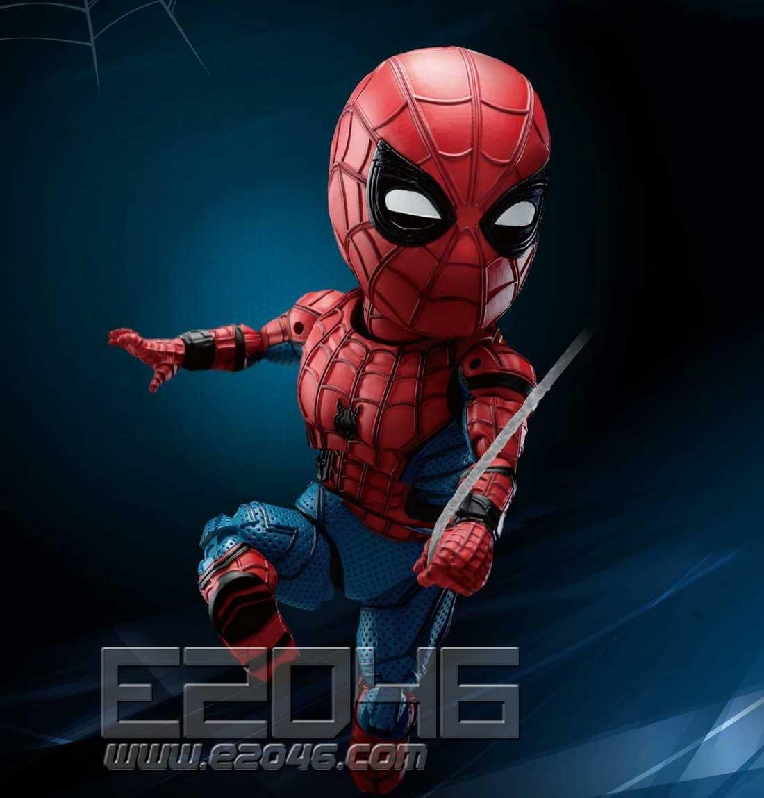 Spider-Man Backpack (DOLL)