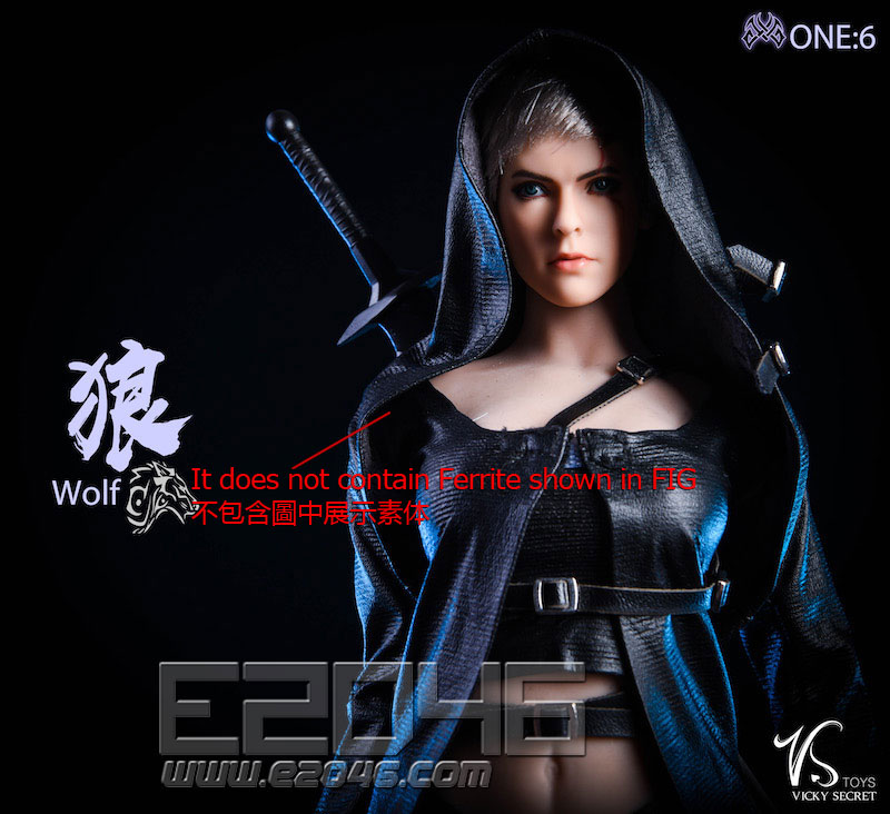 The White Wolf (DOLL)
