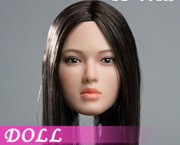DL3546 1/6 AsianFemale Head A (DOLL)