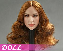 DL1392 1/6 European and American Beauty Head Sculpt A (DOLL)