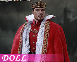 DL1988 1/6 Henry VIII Red Dragon Version (DOLL)