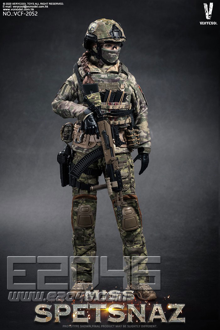 Russian Special Combat (DOLL)