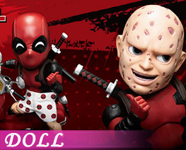 DL2806  Deadpoo Deluxe Edition (DOLL)