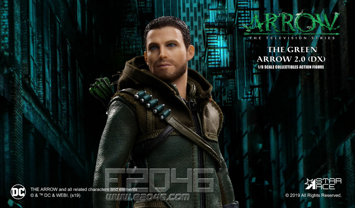 The Green Arrow Deluxe Version (DOLL)