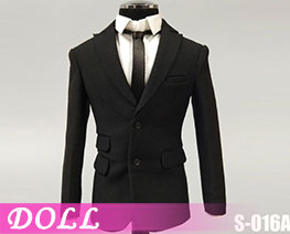 DL3729 1/6 Mens Narrow Shoulder Suit A (DOLL)