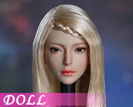 DL4963 1/6 Female Head Sculpture A (DOLL)