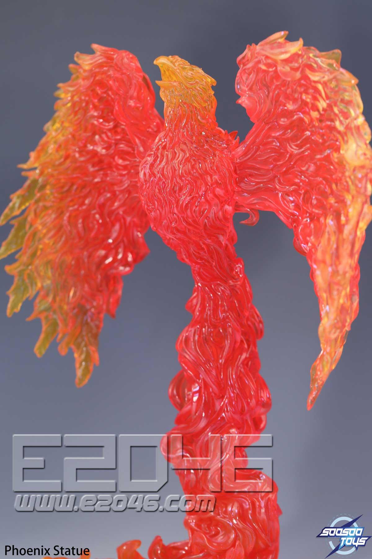 Phoenix Statue (DOLL)