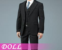 DL3982 1/6 男士绅士西装 A (人偶)