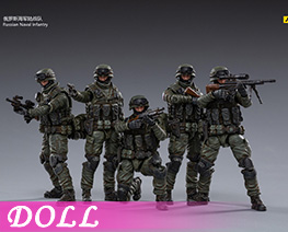 DL4424 1/18 Russian Marines (DOLL)