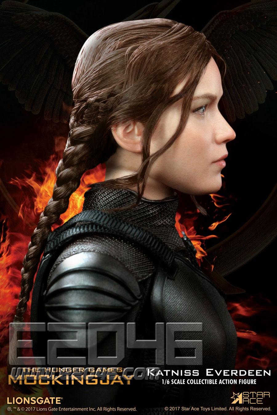 1//6 Scale Bow /& Arrow Tir Mains Katniss Everdeen from Hunger Games