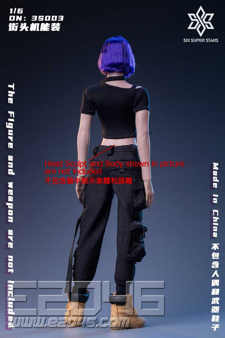 Street Functional Outfit (DOLL)