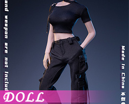 DL4757 1/6 Street Functional Outfit (DOLL)
