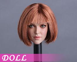 DL1303 1/6 European and American Beauty Head Sculpt D (Doll)