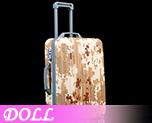DL1036 1/6 Multi-Functional Travel Trolley Case D (Doll)