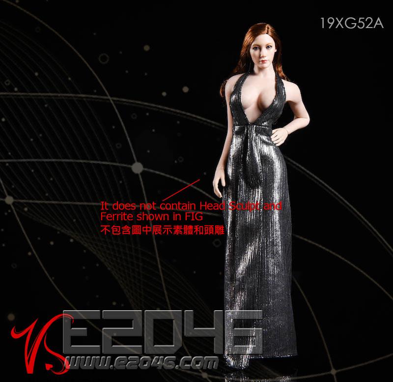 Marilyn Dress A (DOLL)