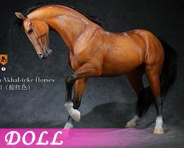 DL3615 1/6 Akhal Teke Horses A (DOLL)