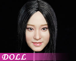 DL3258 1/6 Female Head A (DOLL)