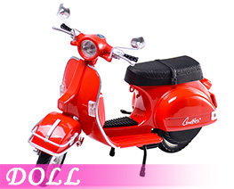 DL4254 1/12 Motorcycle A (DOLL)