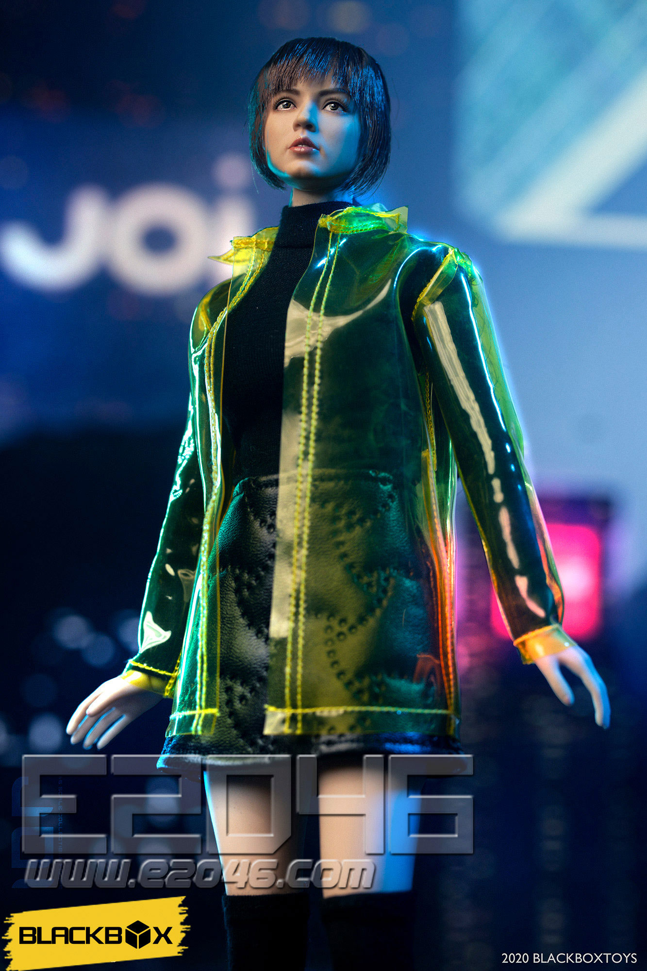 Blade Runner Virtual Female (DOLL)