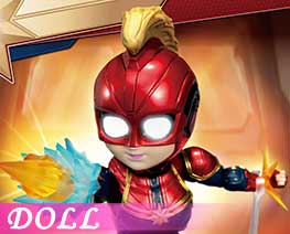 DL1781  Captain Marvel (DOLL)