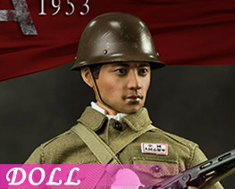DL4159 1/6 Korean War Chinese People's Volunteers (DOLL)
