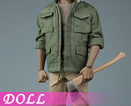 DL4055 1/6 Tough Guy Tooling Suit B (DOLL)
