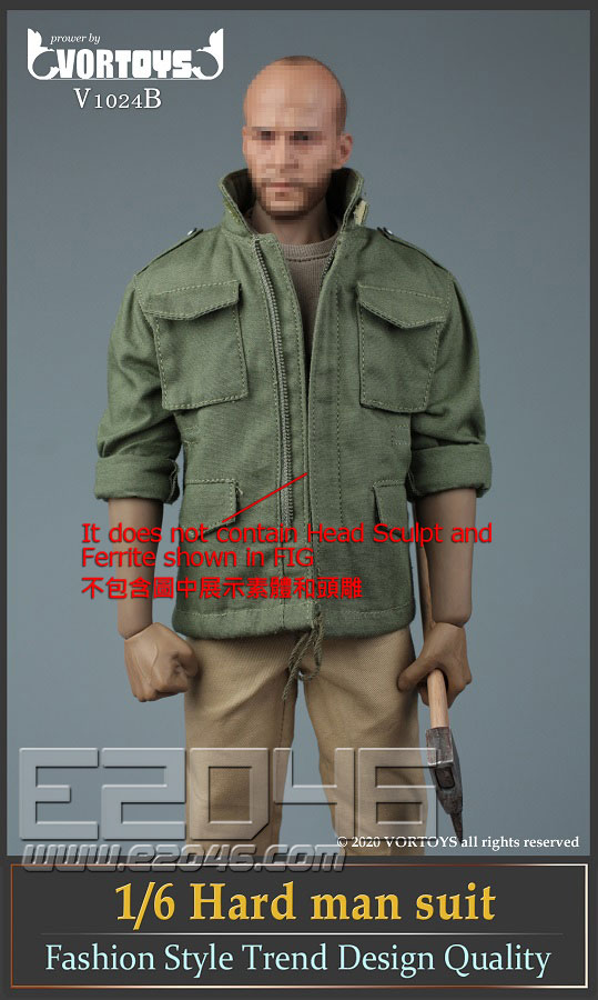Tough Guy Tooling Suit B (DOLL)