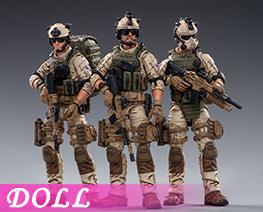 DL3886 1/18 U.S.ARMY Delta Force (DOLL)