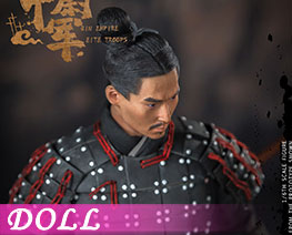 DL2133 1/6 Terracotta Warriors B Black Color Version (DOLL)