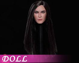DL3121 1/6 European And American Expression Female Head B (DOLL)