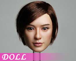 DL1582 1/6 Female head A (DOLL)